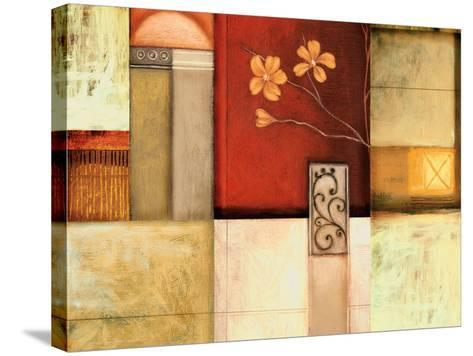 Solace II-Fernando Leal-Stretched Canvas Print