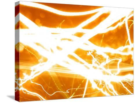 Exposed Light Creating an Interesting Lighting Effect--Stretched Canvas Print