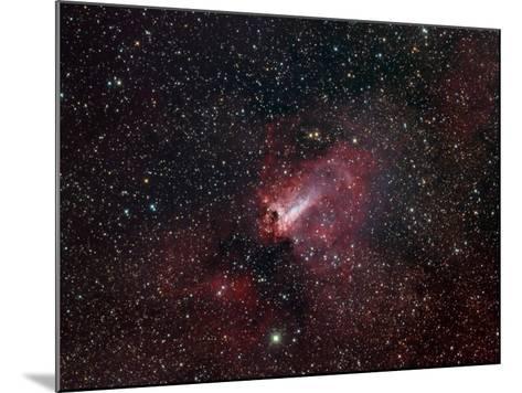 Omega Nebula-Stocktrek Images-Mounted Photographic Print