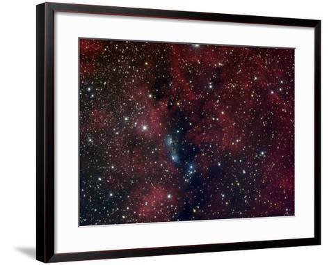 NGC 6914, Reflection Nebula in Cygnus-Stocktrek Images-Framed Art Print