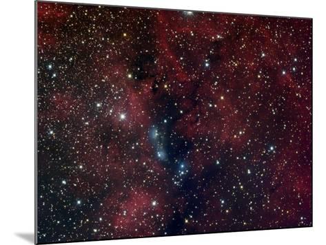 NGC 6914, Reflection Nebula in Cygnus-Stocktrek Images-Mounted Photographic Print