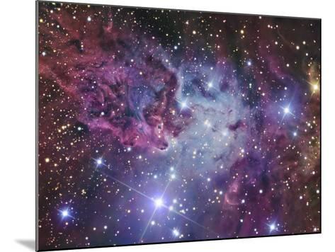 Fox Fur Nebula-Stocktrek Images-Mounted Photographic Print