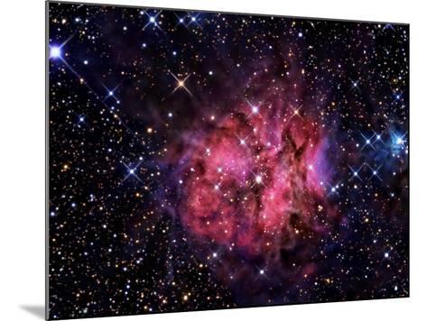 Cocoon Nebula-Stocktrek Images-Mounted Photographic Print