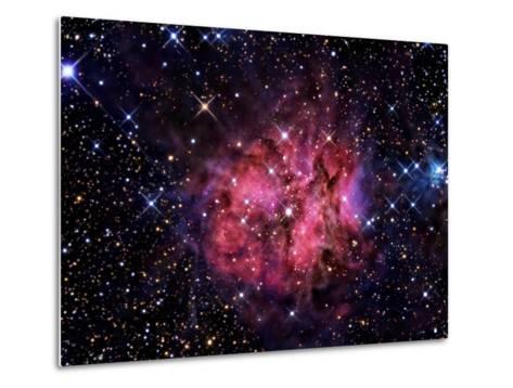 Cocoon Nebula-Stocktrek Images-Metal Print
