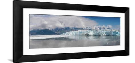 Overview of Disenchantment Bay and the Hubbard Glacier-Stocktrek Images-Framed Art Print