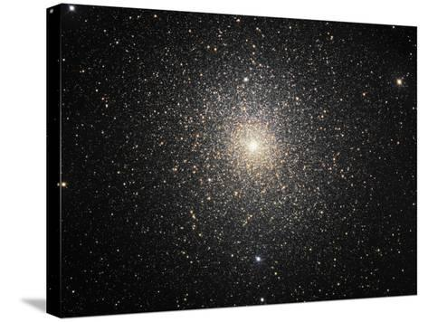 47 Tucanae (NGC 104), Globular Cluster in Tucana-Stocktrek Images-Stretched Canvas Print