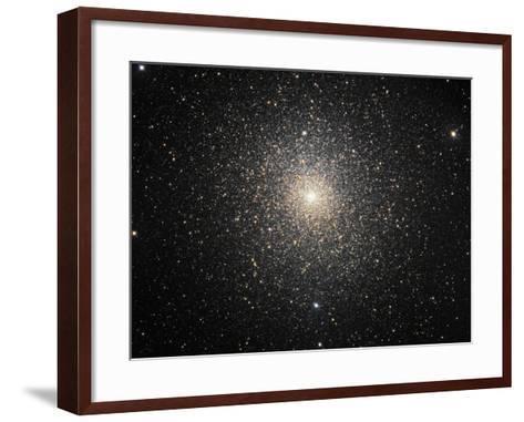 47 Tucanae (NGC 104), Globular Cluster in Tucana-Stocktrek Images-Framed Art Print