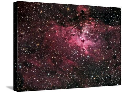 Eagle Nebula-Stocktrek Images-Stretched Canvas Print