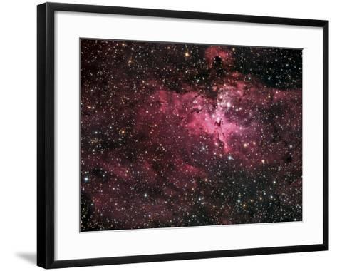 Eagle Nebula-Stocktrek Images-Framed Art Print