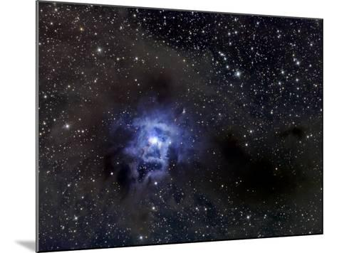 Iris Nebula-Stocktrek Images-Mounted Photographic Print