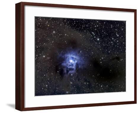 Iris Nebula-Stocktrek Images-Framed Art Print