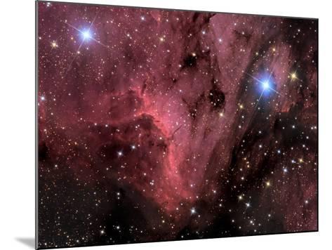 Pelican Nebula-Stocktrek Images-Mounted Photographic Print