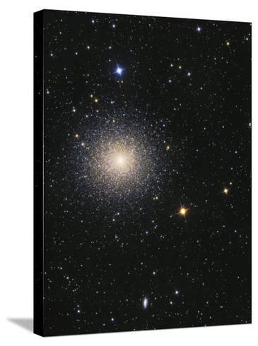 Great Globular Cluster in Hercules-Stocktrek Images-Stretched Canvas Print