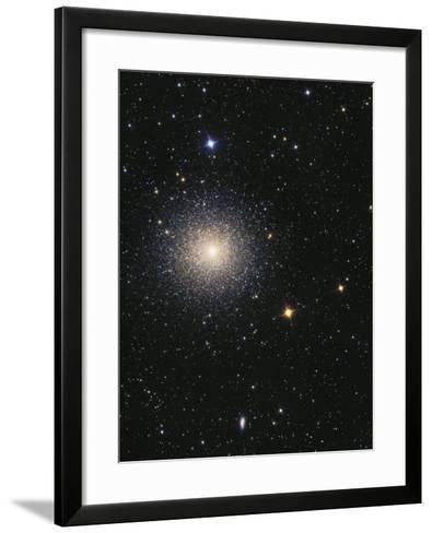 Great Globular Cluster in Hercules-Stocktrek Images-Framed Art Print