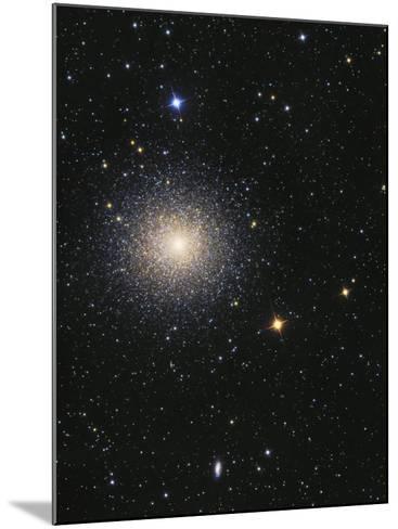 Great Globular Cluster in Hercules-Stocktrek Images-Mounted Photographic Print