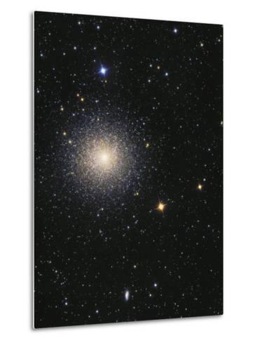 Great Globular Cluster in Hercules-Stocktrek Images-Metal Print