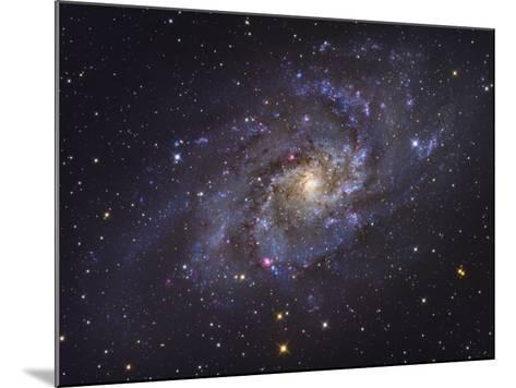 Triangulum Galaxy-Stocktrek Images-Mounted Photographic Print