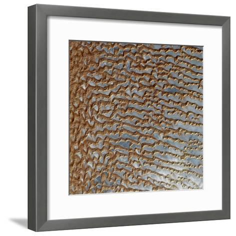 Rub' Al Khali, Arabia-Stocktrek Images-Framed Art Print