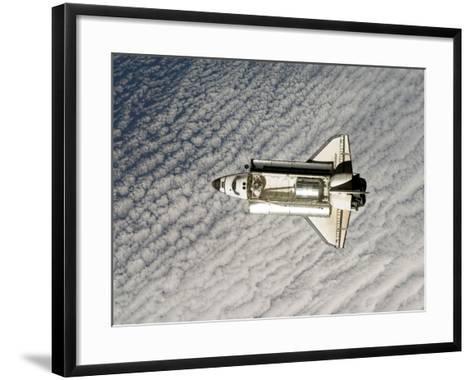 Space Shuttle Endeavour-Stocktrek Images-Framed Art Print