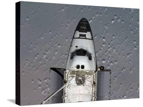 Space Shuttle Endeavour-Stocktrek Images-Stretched Canvas Print