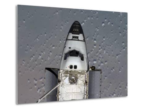Space Shuttle Endeavour-Stocktrek Images-Metal Print