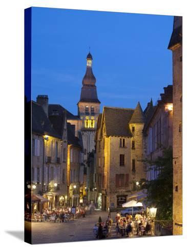 Sarlat, Dordogne, France-Doug Pearson-Stretched Canvas Print