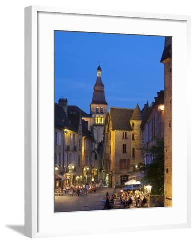 Sarlat, Dordogne, France-Doug Pearson-Framed Art Print