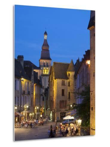 Sarlat, Dordogne, France-Doug Pearson-Metal Print