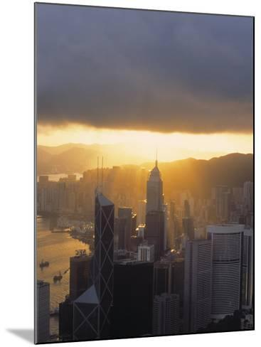 Central, Hong Kong, China-Demetrio Carrasco-Mounted Photographic Print