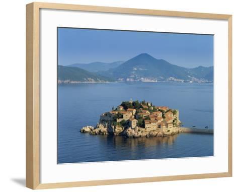 Sveti, Montenegro-Steve Vidler-Framed Art Print