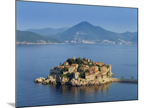 Sveti, Montenegro-Steve Vidler-Mounted Photographic Print