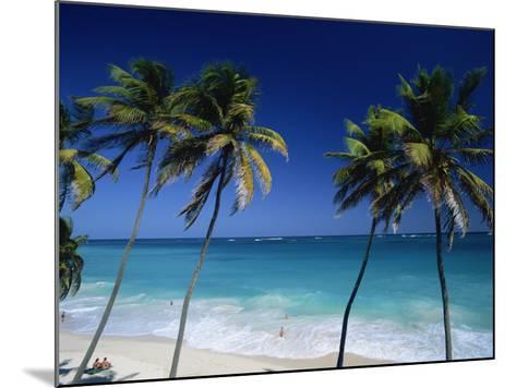 Bottom Bay, Barbados, Caribbean-Steve Vidler-Mounted Photographic Print