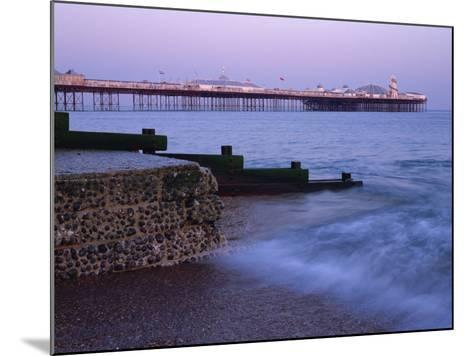 Palace Pier, Brighton, East Sussex, England, UK-Jon Arnold-Mounted Photographic Print