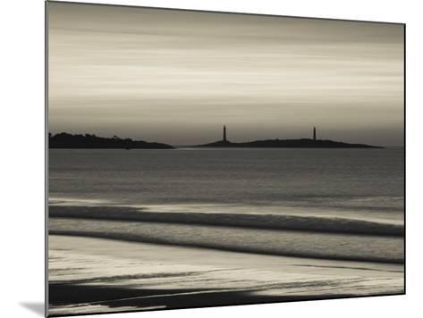 Thatcher Island, Rockport, Cape Ann, Massachusetts, USA-Walter Bibikow-Mounted Photographic Print