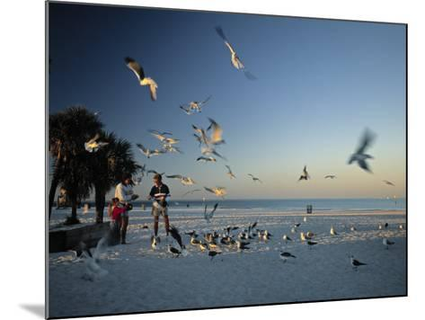 Clearwater Beach, Florida, USA-John Coletti-Mounted Photographic Print