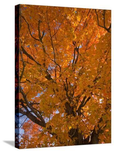 Gorham, New Hampshire, USA-Alan Copson-Stretched Canvas Print