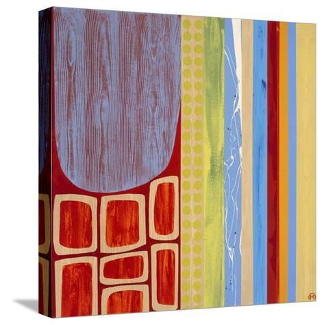 New Optics III-Mary Calkins-Stretched Canvas Print