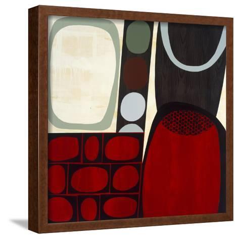 Symbioses I-Mary Calkins-Framed Art Print