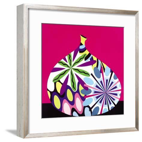 Hothouse Flowers I-Mary Calkins-Framed Art Print