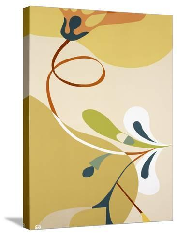 Spring Fever I-Mary Calkins-Stretched Canvas Print
