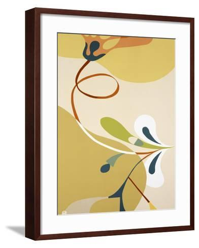Spring Fever I-Mary Calkins-Framed Art Print