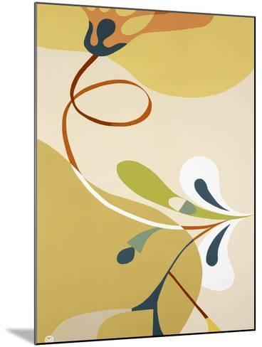 Spring Fever I-Mary Calkins-Mounted Premium Giclee Print