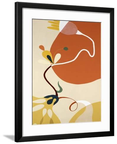 Spring Fever II-Mary Calkins-Framed Art Print