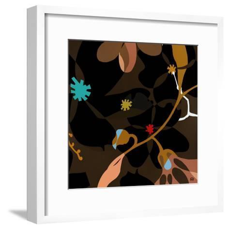 Hazel's Delight II-Mary Calkins-Framed Art Print
