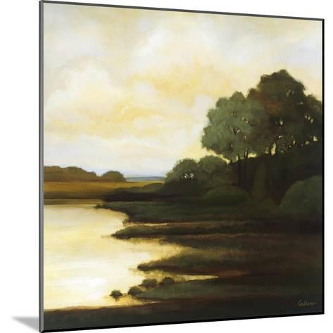 Serenity I-Mary Calkins-Mounted Premium Giclee Print