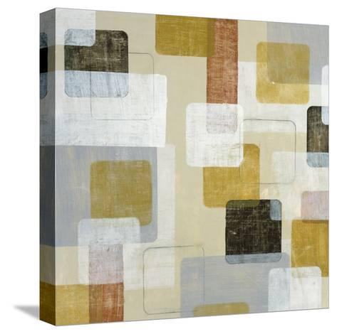 Orbis II-J^b^ Hall-Stretched Canvas Print