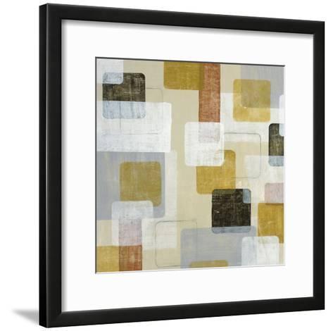 Orbis II-J^b^ Hall-Framed Art Print