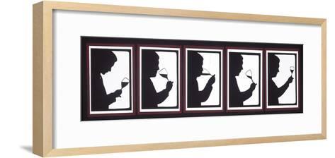 The Taster-Sharyn Sowell-Framed Art Print