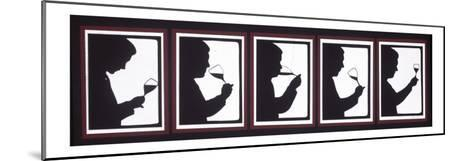The Taster-Sharyn Sowell-Mounted Premium Giclee Print