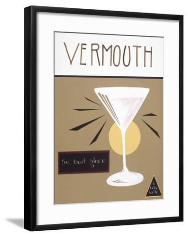 Vermouth-Sharyn Sowell-Framed Art Print